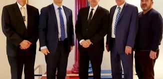 Στη Ρόδο η συνάντηση της  Παγκόσμιας Διακοινοβουλευτικής Ένωσης του Ελληνισμού, με πρόταση του Περιφερειάρχη