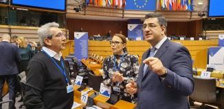 Στις Βρυξέλλες ο Περιφερειάρχης Γιώργος Χατζημάρκος, για την Ευρωπαϊκή Επιτροπή των Περιφερειών