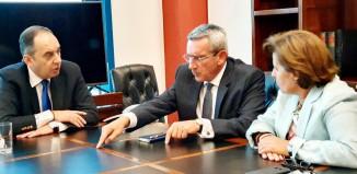 Χατζημάρκος: «Ικανοποιείται το πάγιο αίτημα των νησιών για κάλυψη και ποιοτική αναβάθμιση των ακτοπλοϊκών γραμμών»