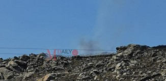 (pic&vid) Έκτακτo: Μεγάλη φωτιά στο Μοροέργο
