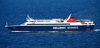 Αίτημα δρομολόγησης τρίτου πλοίου στα ενδοκυκλαδικά δρομολόγια