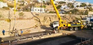Δήμος Μυκόνου: Ξεκίνησε η εγκατάσταση για την τοποθέτηση των νέων μονάδων αφαλάτωσης