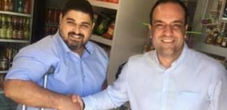 Υποψήφιος με την «Πρωτοβουλία Δράσης» και ο Γιώργος Καφεντζής