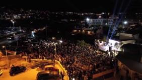 (pic) Δυναμική η τελευταία ομιλία του Δήμαρχου Κωνσταντίνου Κουκά
