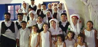 H «Μυκονιάτικη Βεγγέρα» στο Mykonos Art Festival