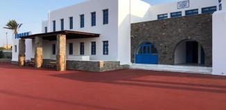 Έτοιμο να υποδεχθεί τους μαθητές το 2ο Δημοτικό Σχολείο