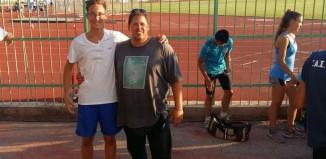 Νέο ατομικό ρεκόρ για τον Βλαντιμίρ Ναουμένκο στα Γιάννενα