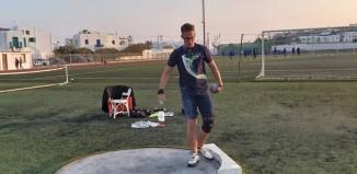 Για 2η χρονιά ο Ναουμένκο του Α.Ο. Μυκόνου στη Κύπρο για προετοιμασία