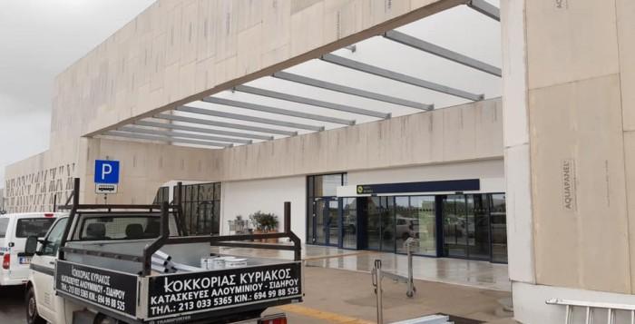 Δήμαρχος Μυκόνου: Το αεροδρόμιο μας αποκτά νέο πρόσωπο προς όφελος του νησιού