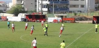 Ισοπαλία στο πρώτο φιλικό της Άνω Μεράς με το Κερατσίνι (1-1)