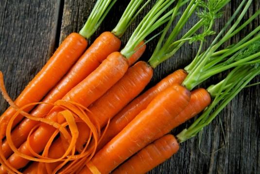 Για δέρμα ενυδατωμένο, εύπλαστο και λαμπερό...φτιάξτε μάσκες με καρότο!
