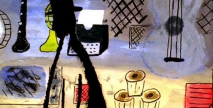 The man with the beautiful eyes, το ποίημα του Μπουκόφσκι σε animation