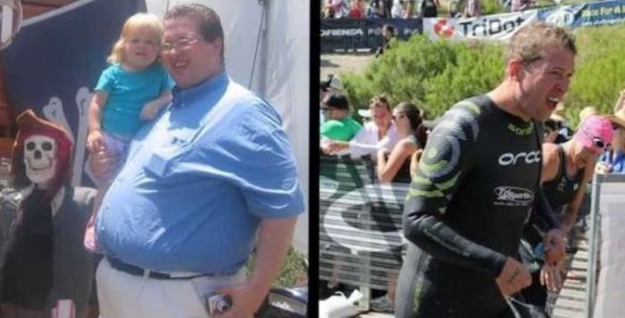 Δεν έχασα 90 κιλά. Έχασα 1 κιλό 90 φορές