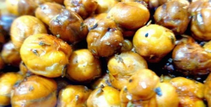 Ψητά ρεβίθια: Πανεύκολο και υγιεινό σνάκ