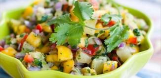 10 εύκολα και υγιεινά ντιπ, σαλάτες και σάλτσες