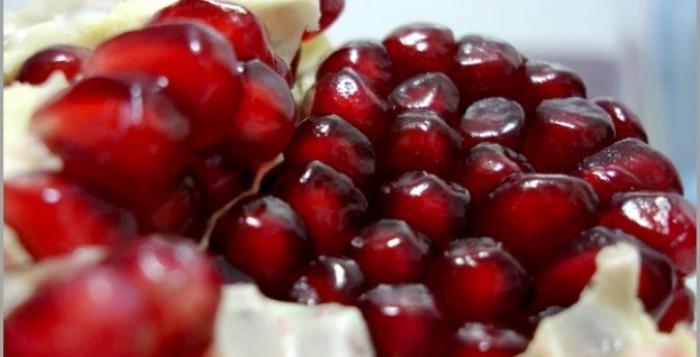 Σπιτικό γλυκό του κουταλιού ρόδι
