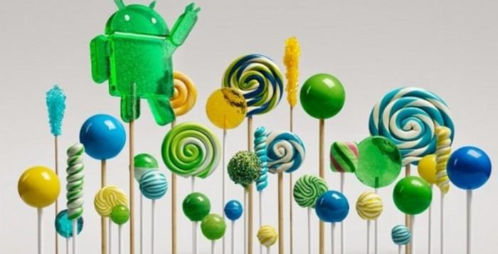 Η Google παρουσίασε το νέο Android Lollipop
