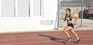 Α.Ο. Μυκόνου: Αξιόλογη εμφάνιση των αθλητών του στίβου στο διασυλλογικό  πρωτάθλημα