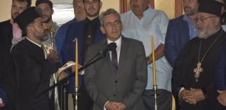 (vid) Γ. Χατζημάρκος: «Η Ελλάδα που παράγει δημόσια έσοδα, στην περίοδο της μεγαλύτερης δημοσιονομικής κρίσης, αναζητά την έμπρακτη αναγνώριση»
