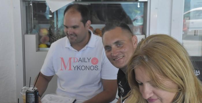 Ο ΣΕΔΚΑΚ αποφάσισε τη διαγραφή του μέλους κου Δημητρίου Θεοδοσίου