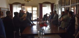 (pics&vid) H ορκωμοσία των 21 νέων υπαλλήλων του Δήμου Μυκόνου