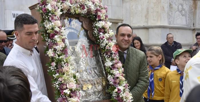 Η εικόνα της Παναγίας Τουρλιανής επιστρέφει στο Μοναστήρι