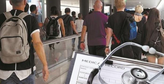 Απομακρύνεται το ενδεχόμενο ανοίγματος της βρετανικής αγοράς για τον ελληνικό Τουρισμό