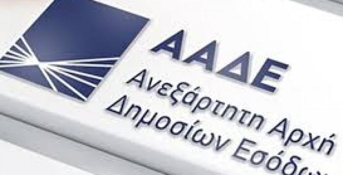 ΑΑΔΕ: Το email στους φορολογούμενους που βλέπουν ανεξόφλητες οφειλές ενώ έχουν πληρώσει