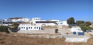 Αναστολή λειτουργίας σε σχολεία του νησιού λόγω covid