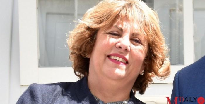 Η Αντριανή Κουφού νέο πρόσωπο στο Δημοτικό Συμβούλιο