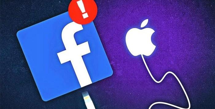 Η Apple απαγόρευσε αναβάθμιση του Facebook που ενημέρωνε τους καταναλωτές για το μερίδιο του App Store
