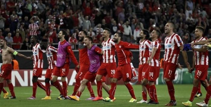 Τεράστια νίκη ο Ολυμπιακός, 1 - 0 τη Γιουβέντους