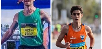 Πρωτιά για τον Μίνο και αργυρό μετάλλιο για τον Γκούρλια στο Πανελλήνιο Πρωτάθλημα Στίβου