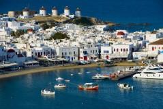 Ανακοίνωση του Δήμου Μυκόνου για την είσοδο στον Παραδοσιακό οικισμό