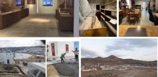 Δώδεκα δράσεις για τη συντήρηση, βελτίωση υποδομών - Συντήρηση και προστασία Μνημείων σε Δήλο και Μύκονο