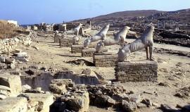Ανακοίνωση για τον αρχαιολογικό χώρο της Δήλου