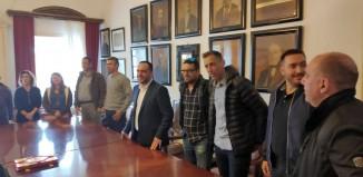 (pics&vid) Ορκομωσία των νέων υπαλλήλων του Δήμου Μυκόνου