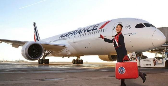 Νέες πτήσεις για Μύκονο από την Air France