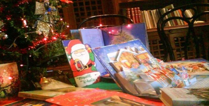 Χριστουγεννιάτικα απογεύματα στη δημοτική βιβλιοθήκη
