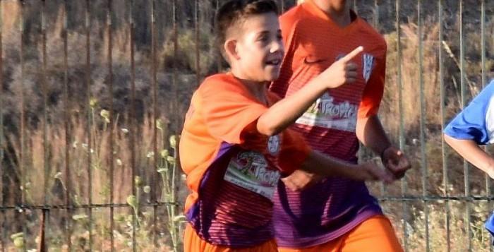 Ο Γιάννης Τσιφούτης στους «εκλεκτούς» για το Smartfootball Academy στην Ισπανία