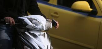 Το δίπλωμα ΙΧ θα έχει ισχύ και για μηχανάκι μέχρι 125 κ. εκ.
