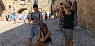 Ολοκληρώθηκε η δράση δημοσιότητας Explore the Aegean