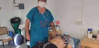 Καρδιολογικές εξετάσεις για την Α.Ε. Μυκόνου Β'