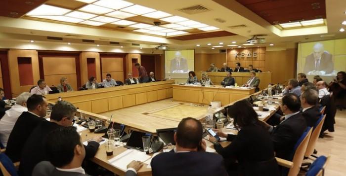 Στην Αθήνα για το συμβούλιο της ΚΕΔΕ ο Δήμαρχος Κ. Κουκάς