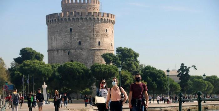 Κορωνοϊός: Στο «κόκκινο» η Θεσσαλονίκη – Θετικό το 10% των rapid test