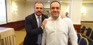 Συγχαρητήρια για την εκλογή του Κωνσταντίνου Κουκά στο Δ.Σ. της ΚΕΔΕ