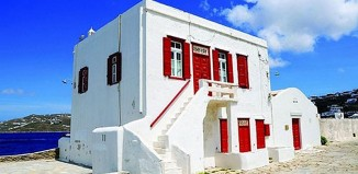 Ανοίγει ξανά το Λαογραφικό Μουσείο Μυκόνου