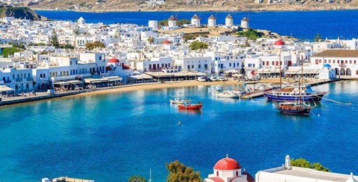 Θερμοκρασίες Ιουνίου έχουν στα μέσα Οκτωβρίου οι περισσότερες ελληνικές θάλασσες