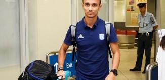 Ο Αλέξανδρος Παπαμιχαήλ στην ομάδα για το Βαλκανικό Πρωτάθλημα βάδην