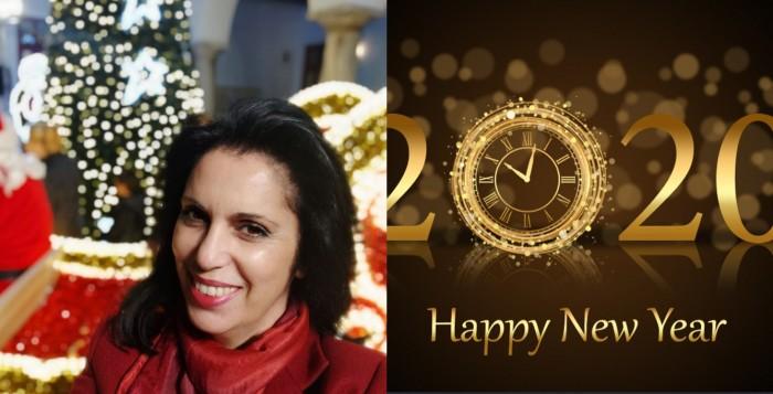 Ελένη Κοντιζά: «Κάθε καινούριος χρόνος σηματοδοτεί την αφετηρία μιας νέας αρχής»